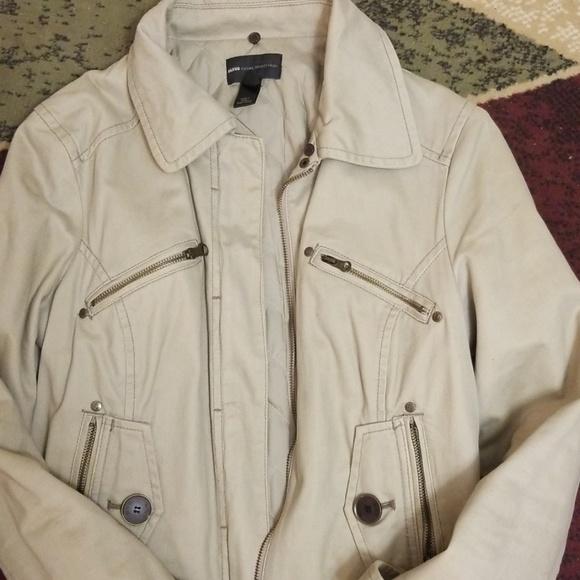 Cream Mango jacket